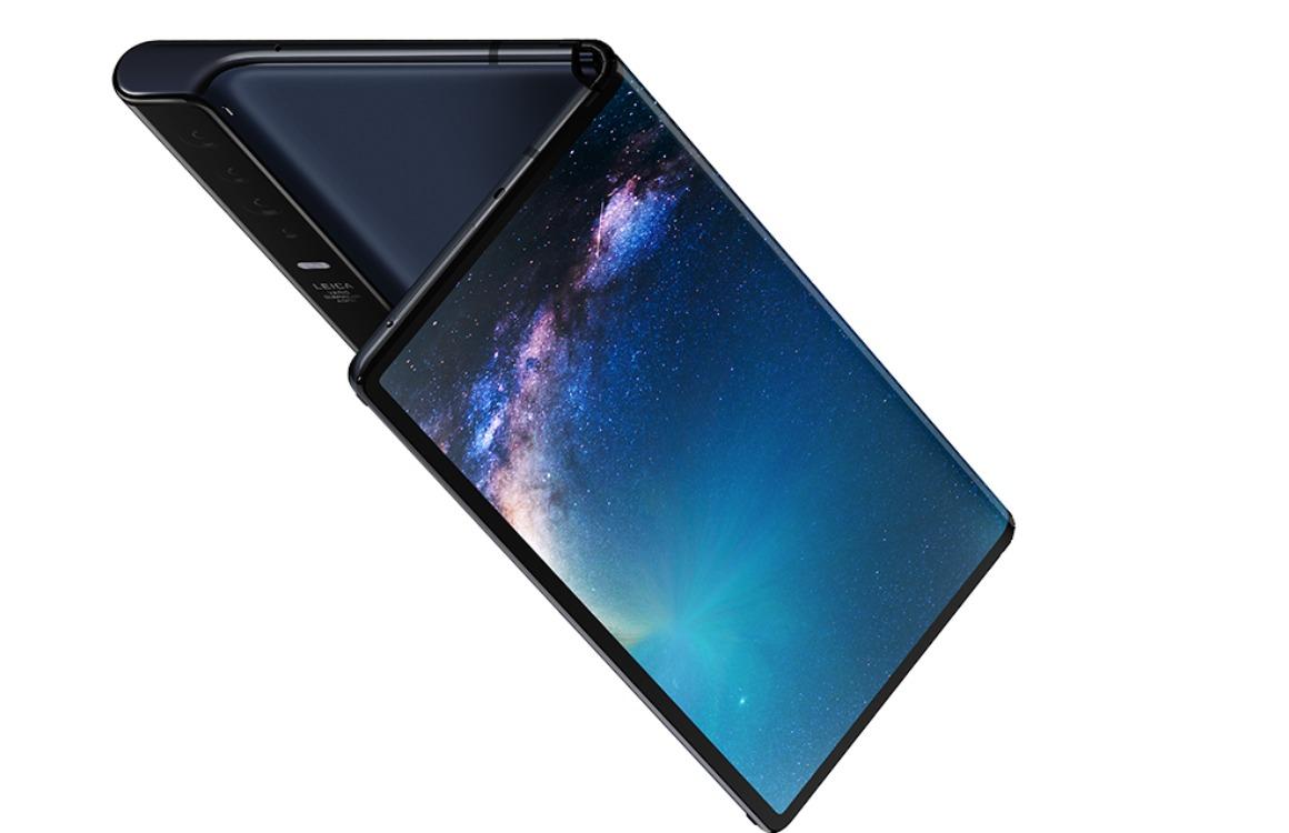 Huawei Mate X scharnier