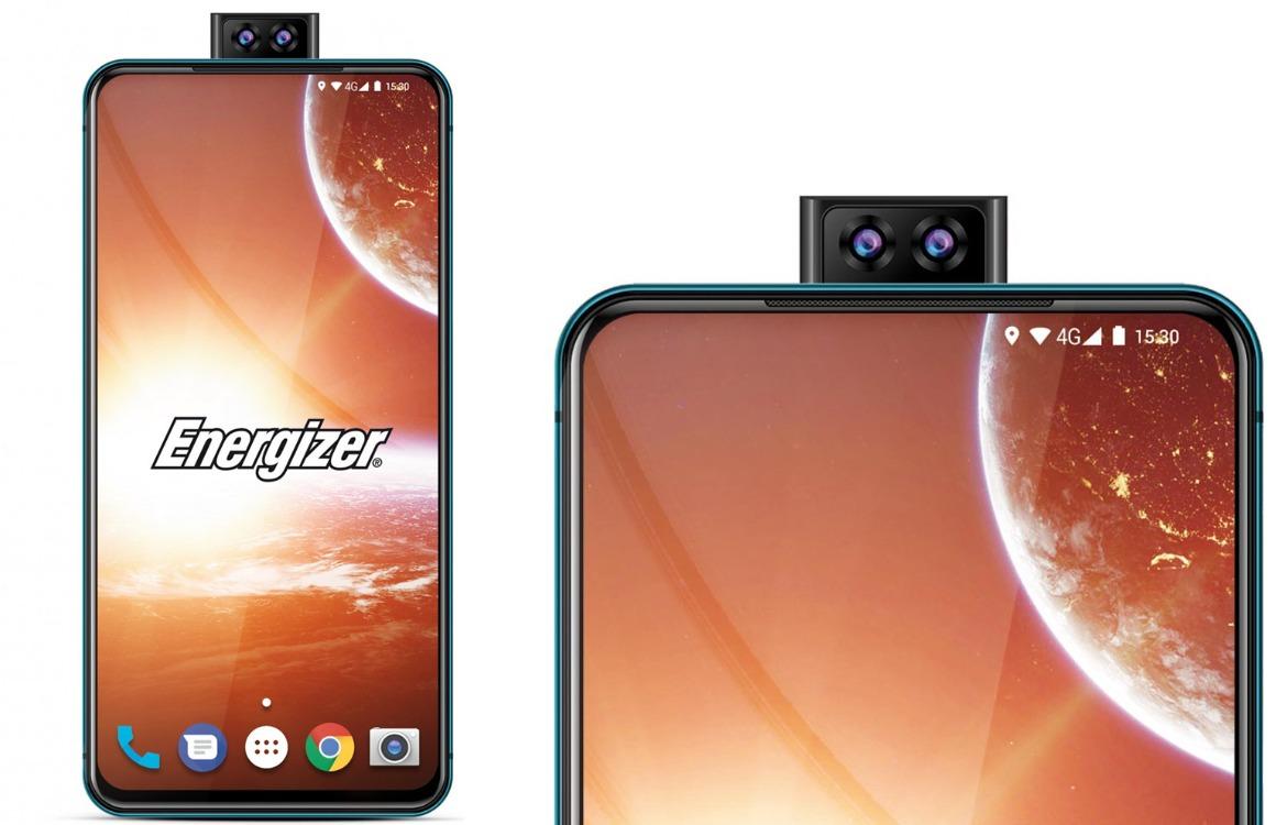 Deze Energizer-smartphone met enorme accu staat nu op Indiegogo