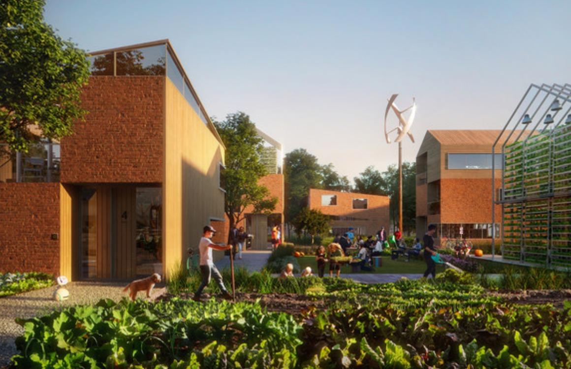 Quayside Google Smart city Slimme wijk helmond