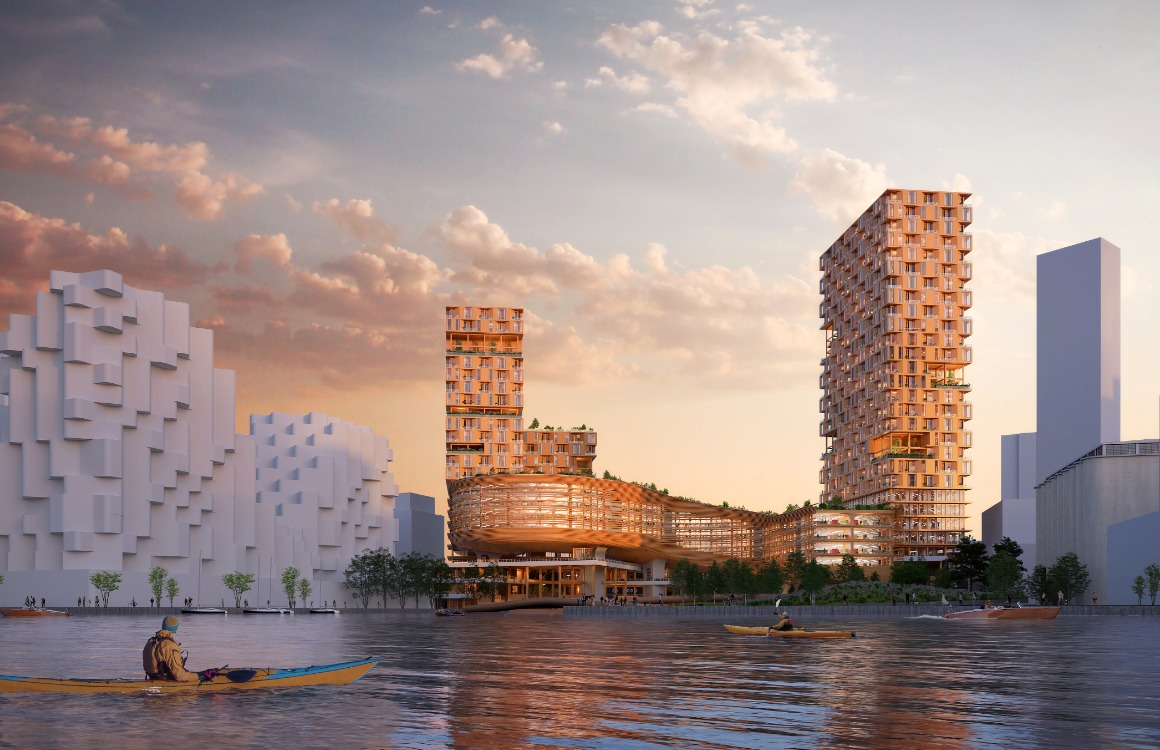 Quayside Google Smart city havengebied 2