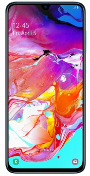 Samsung Galaxy A70 officieel