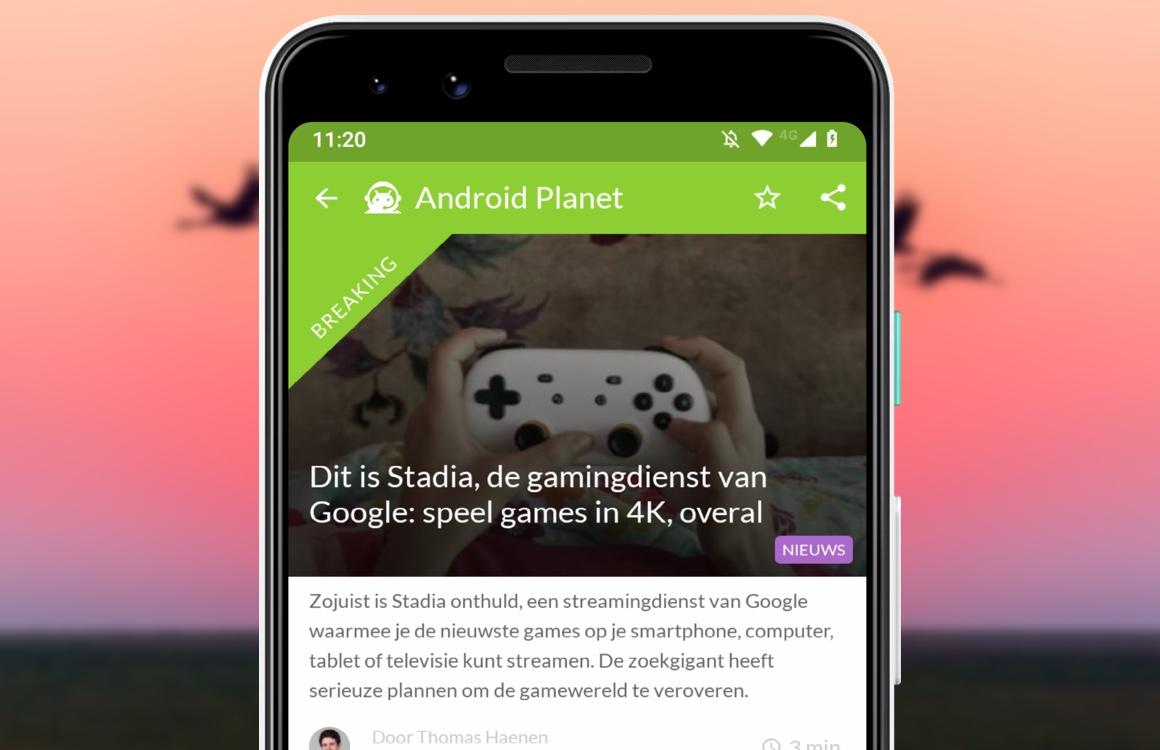 Android nieuws #12: Google Stadia en Huawei P30 volledig gelekt
