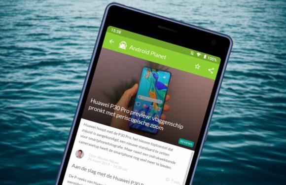 Android nieuws #13: Huawei P30 (Pro), Xiaomi-winkels en meer
