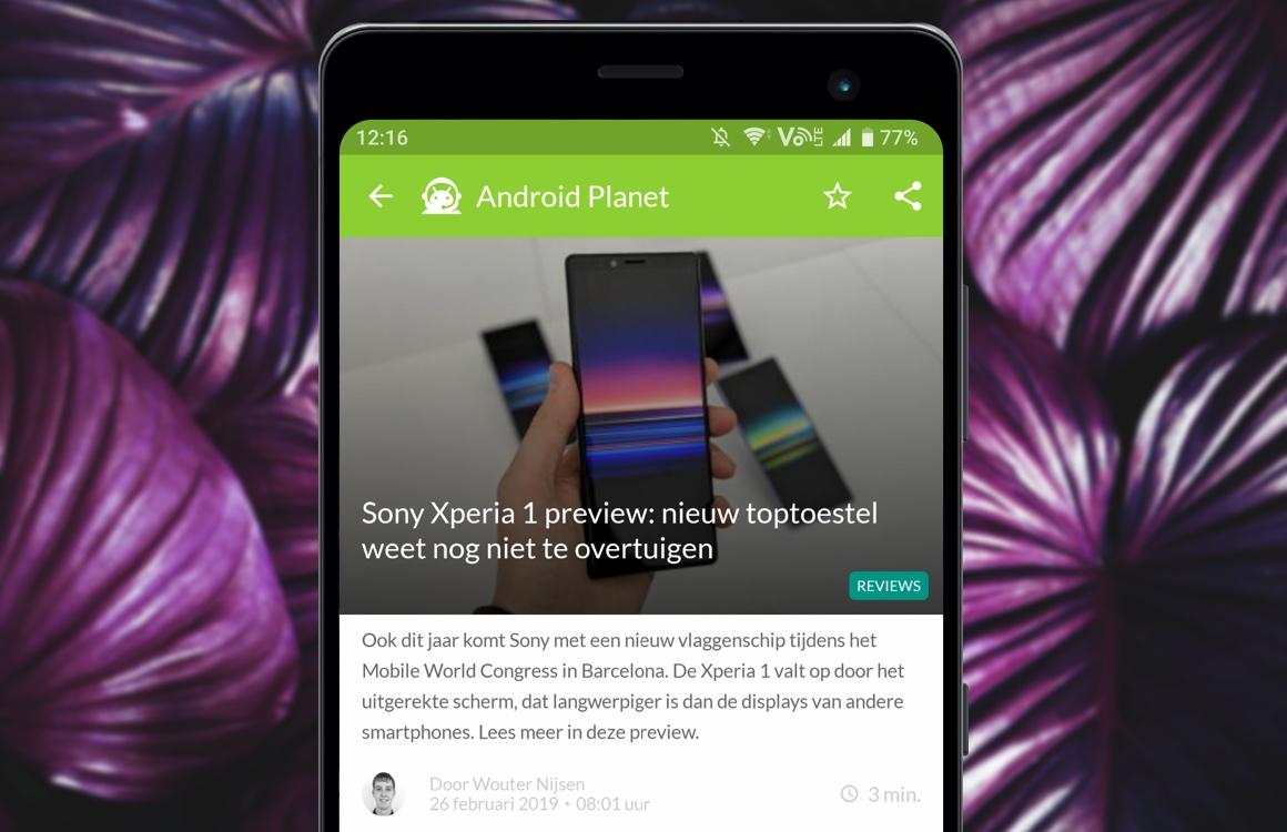 Android nieuws #9: het beste van Mobile World Congress 2019