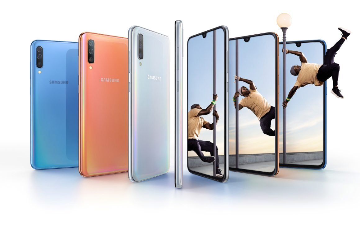 Samsung Galaxy A70 kopen