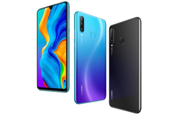 Affordable Huawei P30 Lite with three cameras now for sale