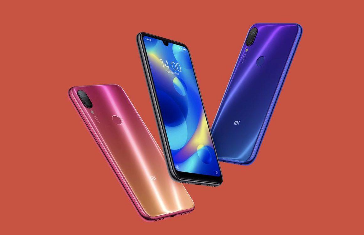 Voordelige Xiaomi Mi Play binnenkort in Nederland verkrijgbaar