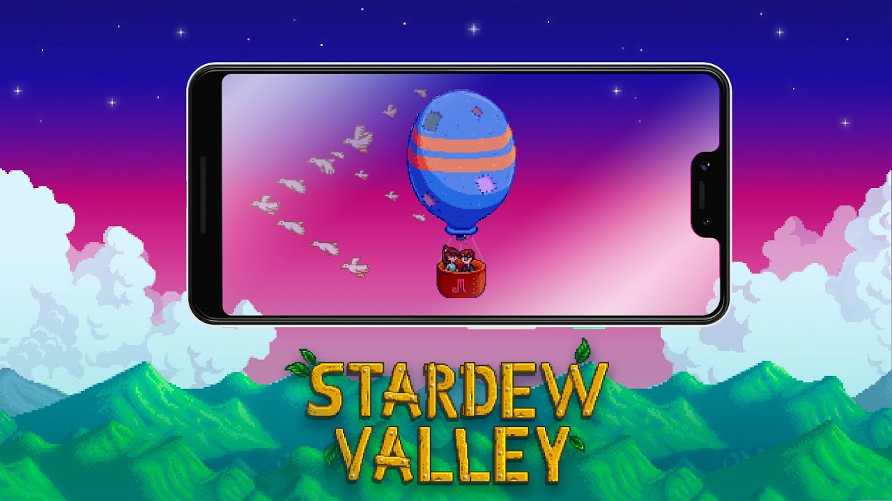 Stardew Valley review: het boerenleven overtuigt ook op Android