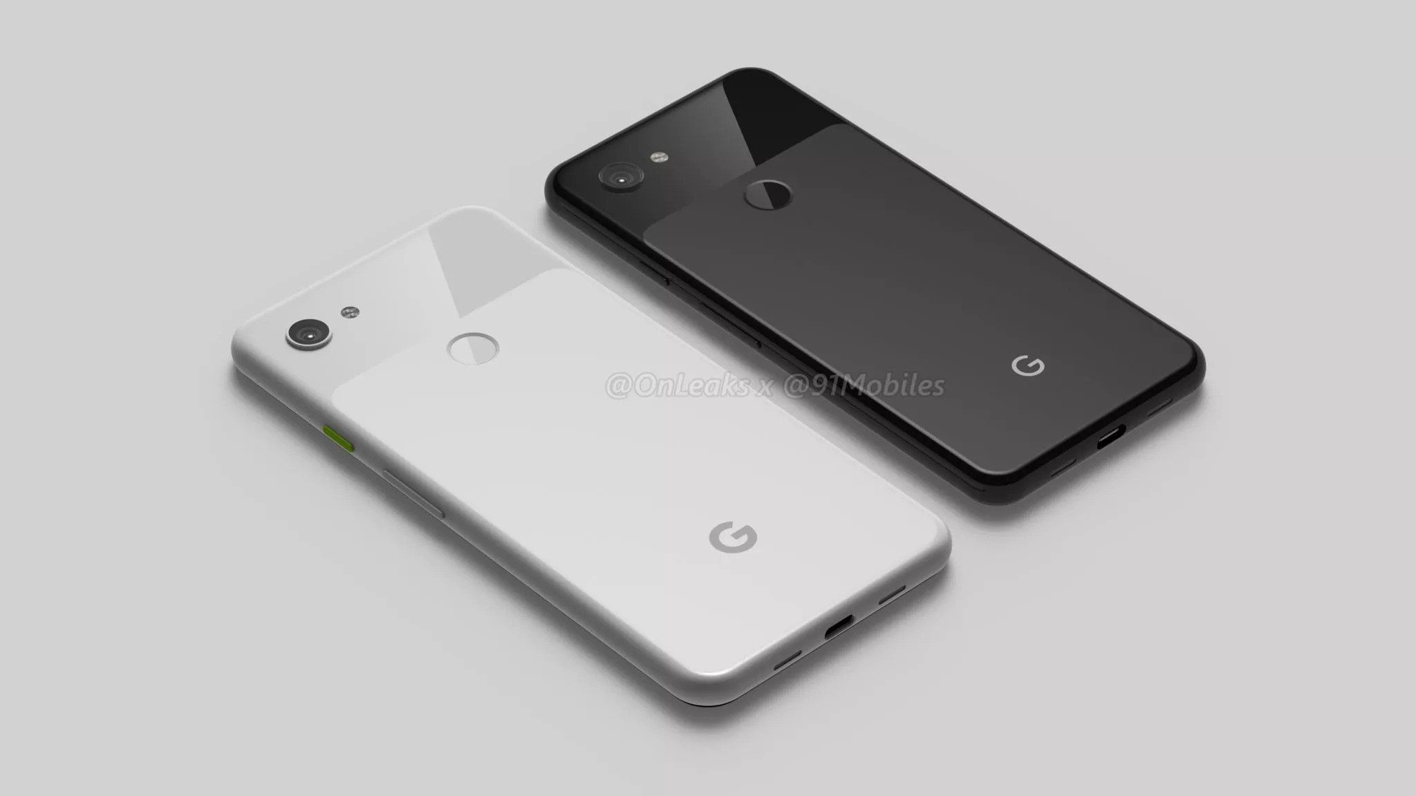 Google Pixel 3a specificaties