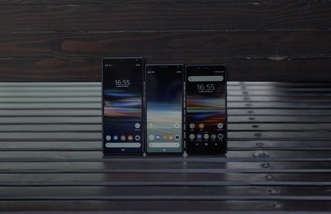 Videopreview: Sony Xperia 1 en Xperia 10 verrassen met vernieuwde vormfactor