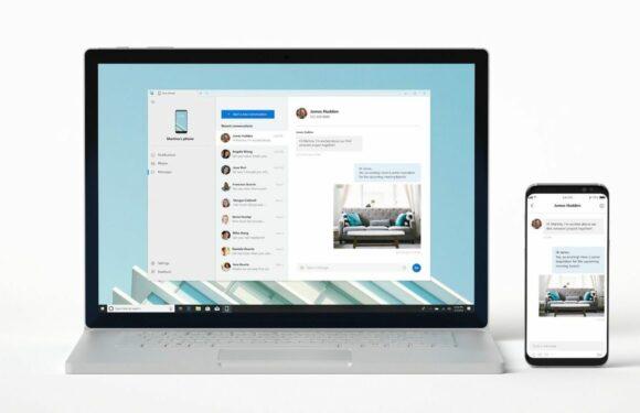 Met verbeterde Windows deel-knop wissel je teksten tussen laptop en mobiel