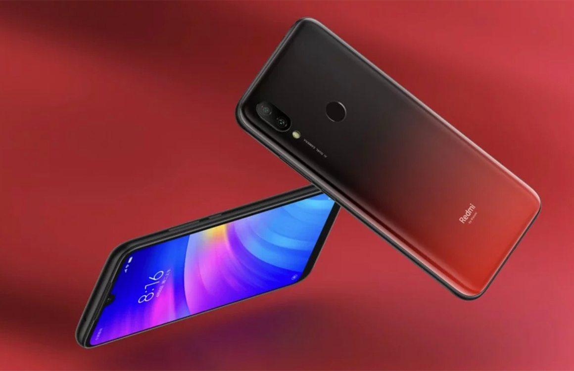Xiaomi Redmi 7 release