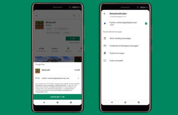 Betalen games Google Play 2