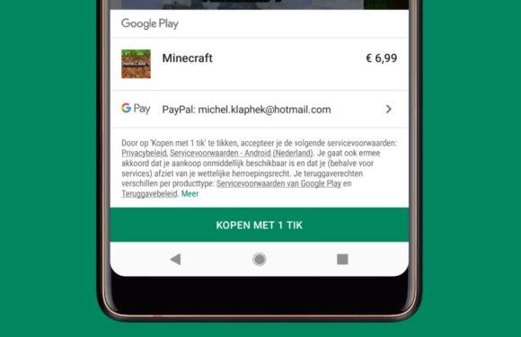 4 manieren om voor games te betalen in de Play Store