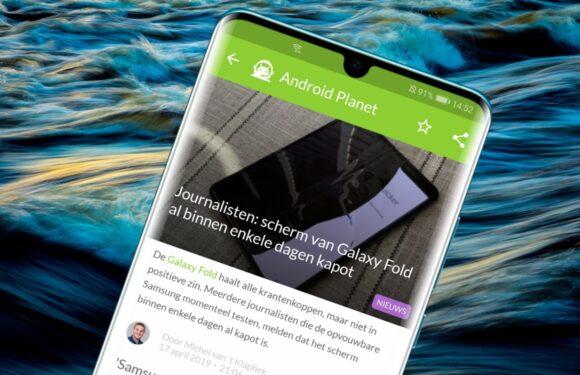 Android nieuws #16: OnePlus 7-renders en Samsung Galaxy Fold kapot
