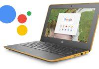 Nederlandse Google Assistent werkt straks ook op je Chromebook