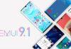 Deze Huawei-smartphones krijgen (waarschijnlijk) EMUI 9.1
