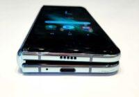 Zo ziet de opvouwbare Samsung Galaxy Fold er van binnen uit