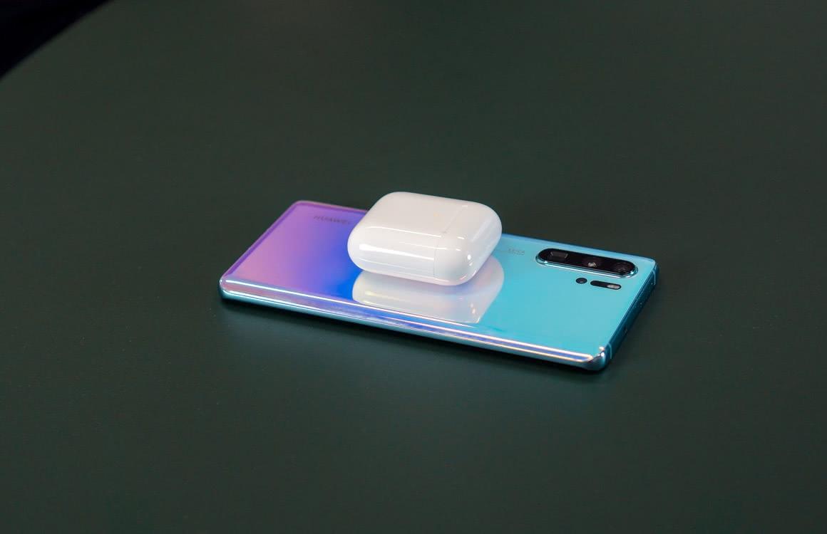 Huawei P30 Pro draadloos laden