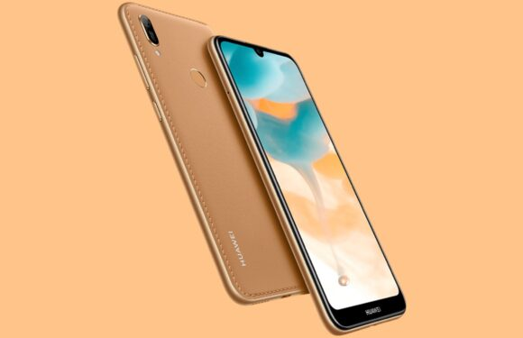 Huawei komt met Y6 (2019): budgetsmartphone met lederen achterkant