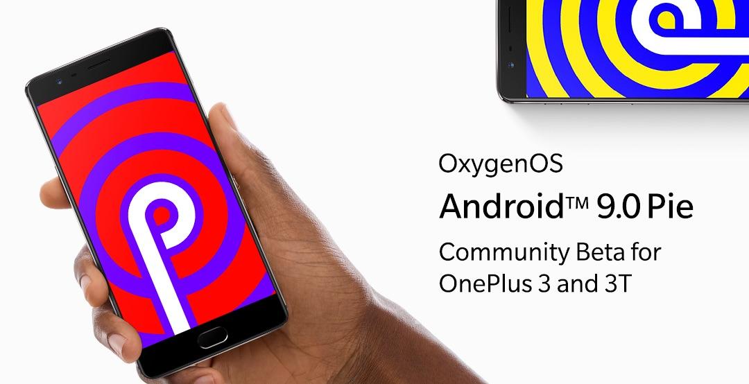oneplus 3 android pie beta