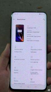 OnePlus 7 Pro foto's