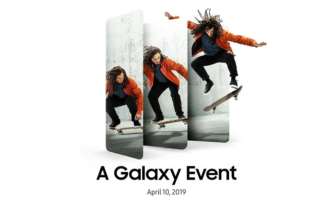Livestream: kijk mee naar de Samsung Galaxy A80-onthulling