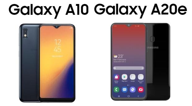 Samsung Galaxy A10 officieel