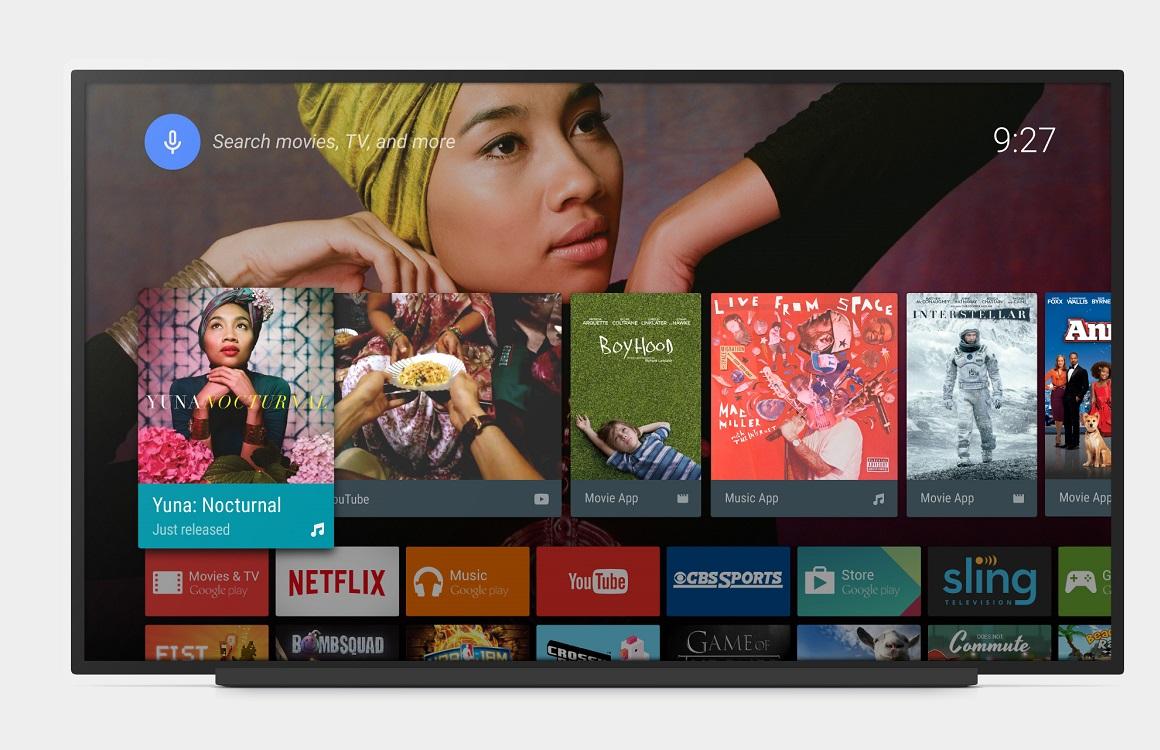 'Dit zijn Googles toekomstplannen met Android TV'