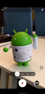 Google Camera timelapse