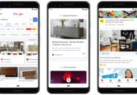 Google-app op je homescreen krijgt advertenties: zo ziet het eruit