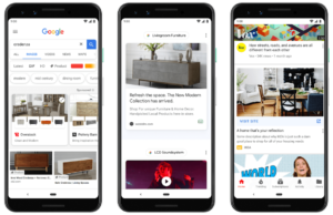 Google Discover Advertenties