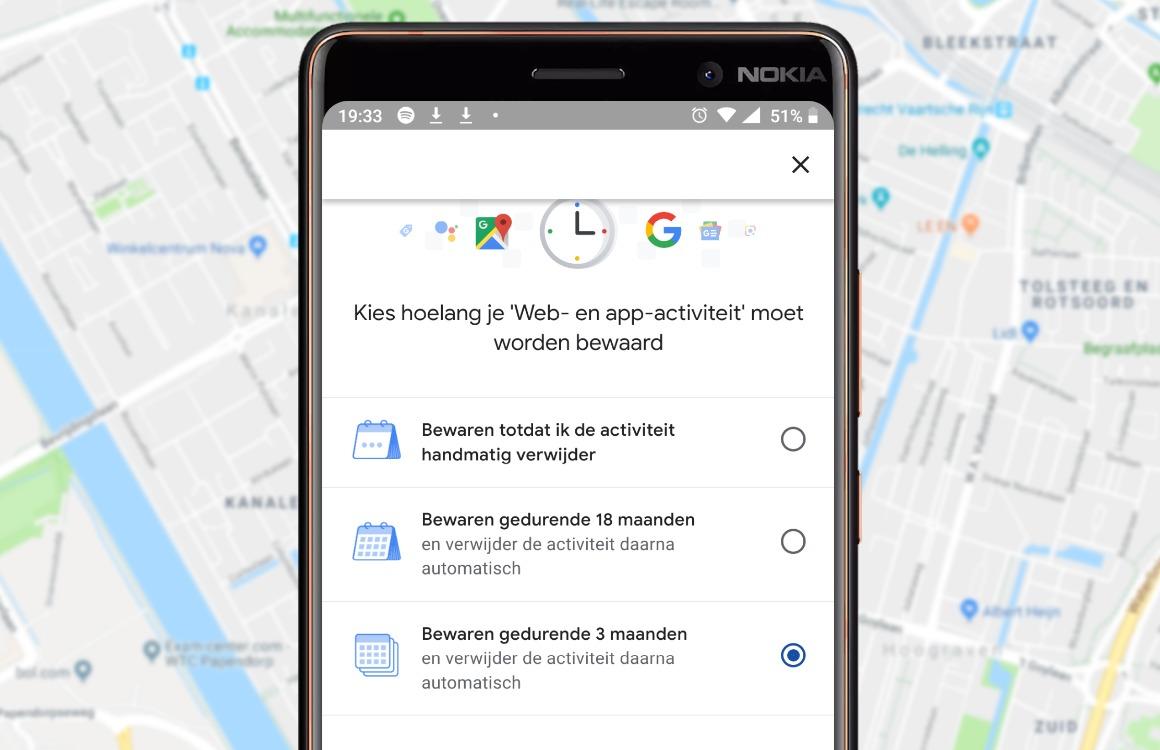Zo verwijder je Google-data automatisch en krijg je meer privacy