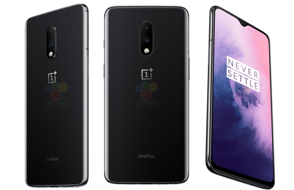 Dit is de OnePlus 7: Zelfde design, betere specificaties