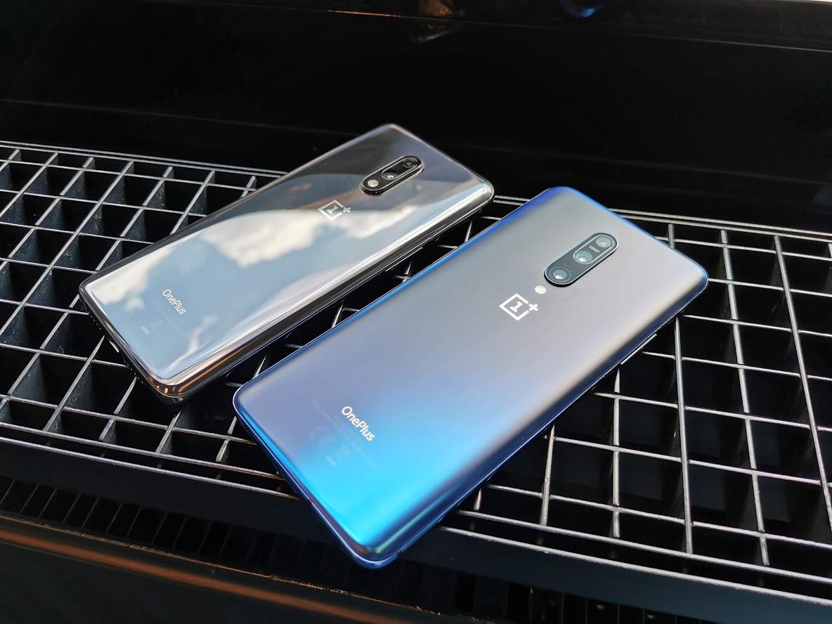 OnePlus 7 Pro verschillen