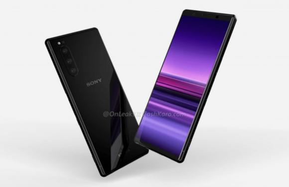 'Dit is de Sony Xperia 2 met driedubbele camera en kleiner scherm'
