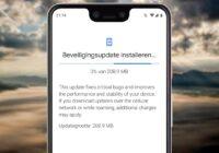 Deze Android-smartphones kregen een (beveiligings)update – week 20