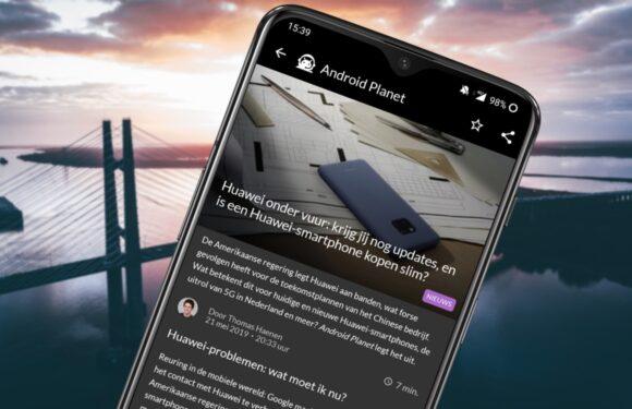 Android nieuws #21: Huawei's problemen en de Sony Xperia 1