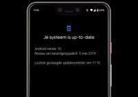 Deze Android-smartphones kregen een (beveiligings)update – week 36