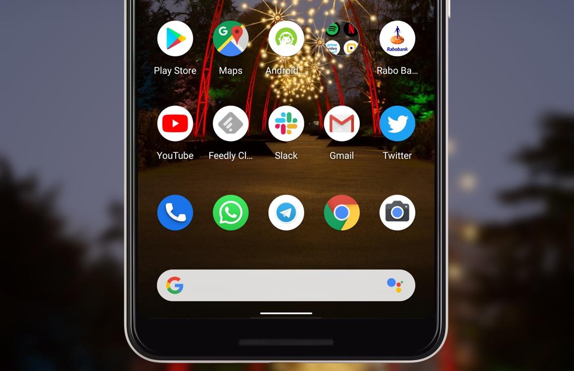 Op deze twee manieren kun je Android Q straks bedienen