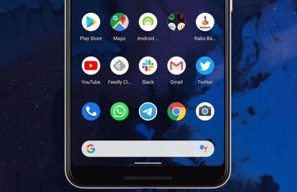 Downloaden: de nieuwe wallpaper van Android 10 (Q)