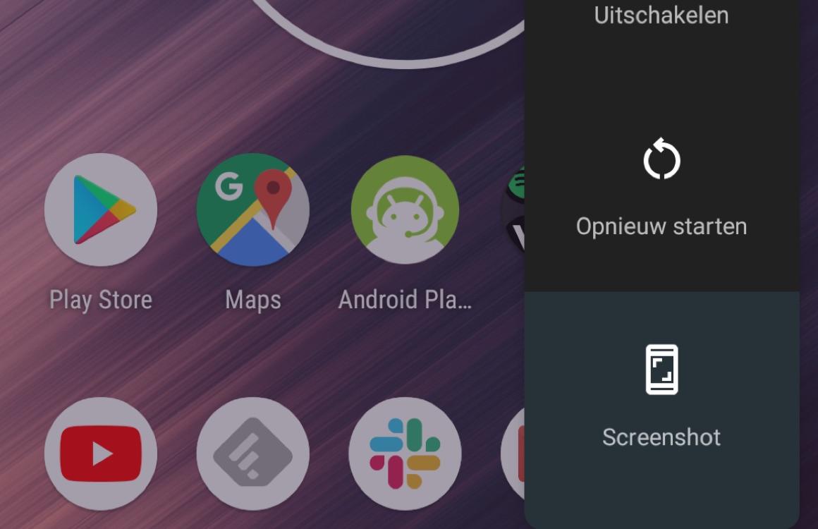 Google werkt aan 'scrollende screenshots'-functie voor Android R