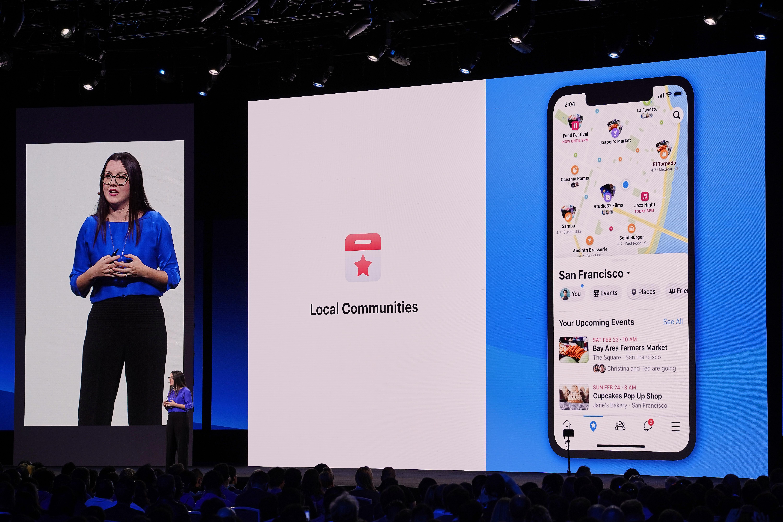 Facebook F8 2019 aankondigingen