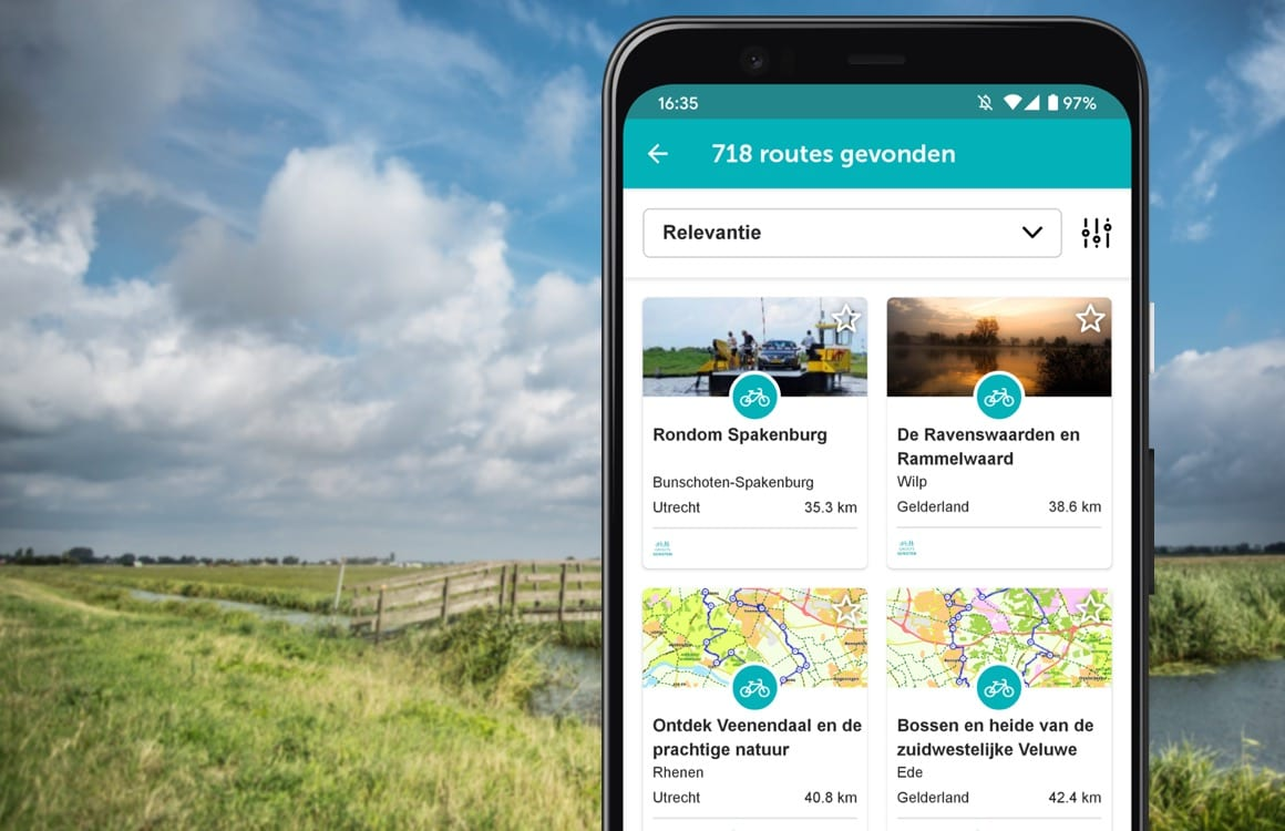Met deze 3 fiets-apps voor Android loop je nooit spaak