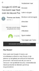 gmail google tasks