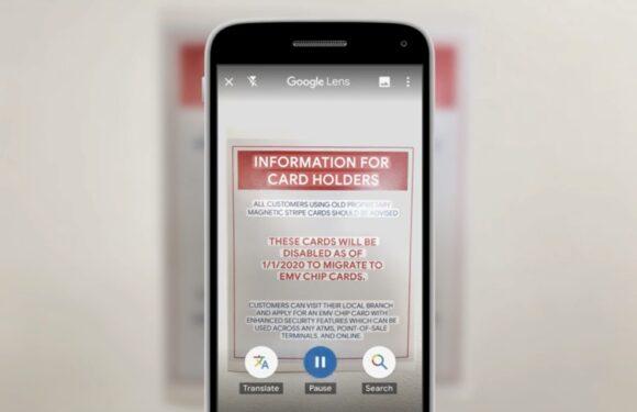 Google Lens-update introduceert handige features en nieuw ontwerp