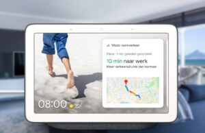 google nest hub nederlands praten