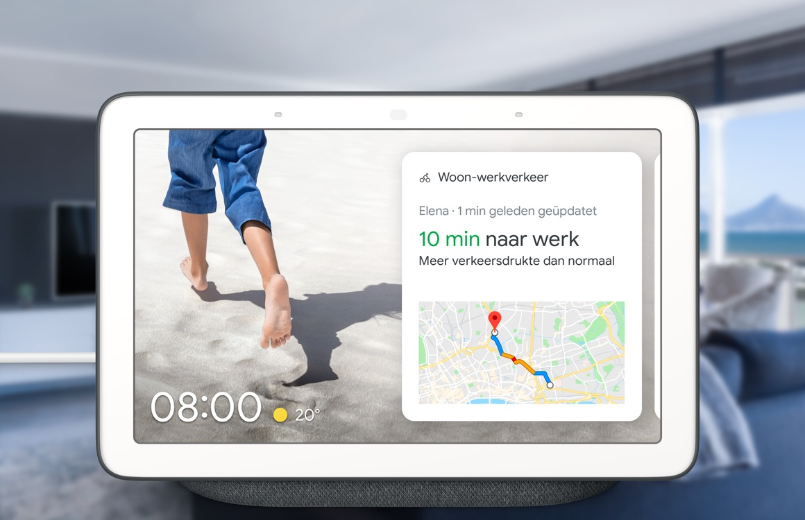 Google Nest Hub reserveren: hier kun je terecht