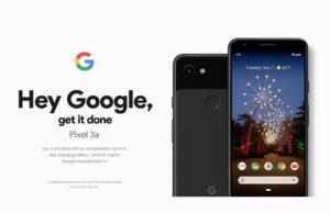google pixel 3a gelekt