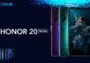 'Honor 20 Pro release voorlopig van de baan door problemen Huawei'